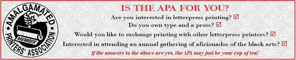 Amalgamated Printers' Association