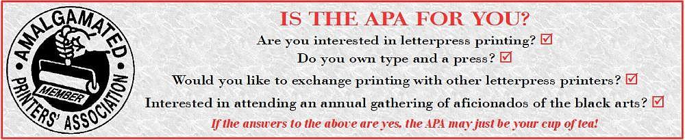 Amalgamated Printers' Association